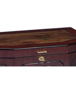 Brown Six-drawer Jewelry Box