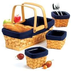 6pc Utility Basket Sets by Taskets - Thumbnail 1
