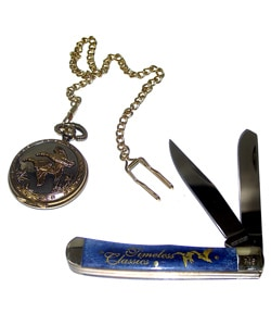 Collectible Duck Watch/Knife Set - Thumbnail 1