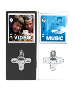 Innovage MP3 Video Player with Color LCD Screen - Thumbnail 1