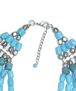 Turquoise Colored Passion Necklace (India)