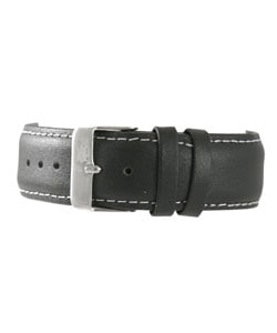 Helbros Men's Colorama Black Dial Strap Watch - Thumbnail 1