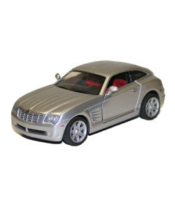 Infrared 1:32 Diecast Chrysler Crossfire RC Car - Thumbnail 1