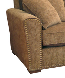 Brown Chenille Sofa And Loveseat Set Free Shipping Today