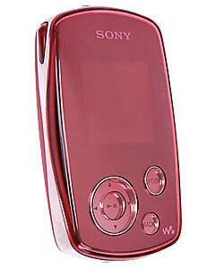 Thumbnail 2, Sony Walkman Pink NWA1000P 6GB MP3 Player. Changes active main hero.