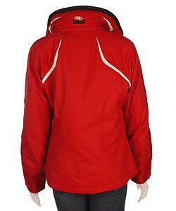 Marker Women's Barbie Red Insulated Ski Jacket - Thumbnail 1