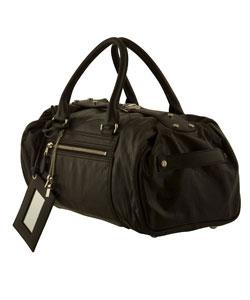 Thumbnail 2, Balenciaga Black Leather Whistle Bag. Changes active main hero.