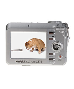 Kodak C875 8MP Digital Camera (Refurbished) - Thumbnail 1