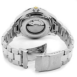 Invicta Ocean Ghost Men's Automatic Steel Watch - Thumbnail 1