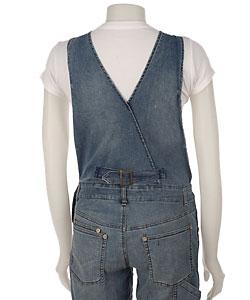 Highway Jeans Junior Denim Overall - Thumbnail 1