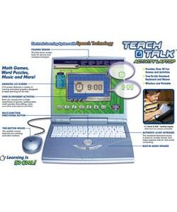 Thumbnail 2, Blue Hat Teach & Talk Activity Laptop. Changes active main hero.