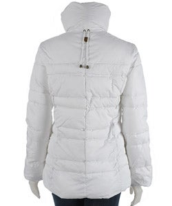 Steve Madden Quilted Car Coat - Thumbnail 1
