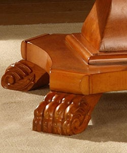 Claw Foot Coffee Table - Thumbnail 1
