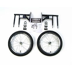 BIKE USA Bicycle Stabilizer Wheels - Thumbnail 1