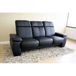 Superior ... Cedric 3 Piece Leather Sofa/ Loveseat/ Chair Set   Thumbnail 1 ...
