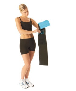 Bally Total Fitness Slimmer Belt (Pair)