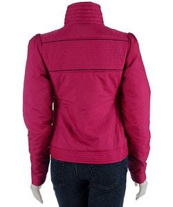 Puma Women's Nylon Jacket - Thumbnail 1