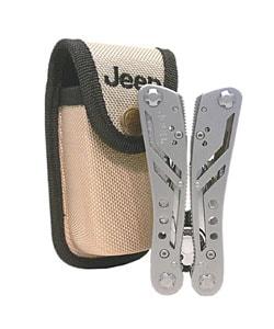 Jeep Stainless Steel Multi-tool Pocket Knife - Thumbnail 1