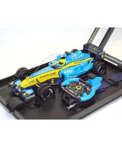 Remote Control Renault team F1 Race Car - Thumbnail 1