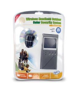 Wireless Outdoor Portable Video Security System - Thumbnail 1