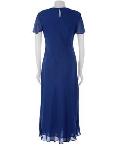 Thumbnail 2, Donna Ricco Midcalf Dress. Changes active main hero.