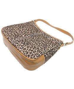 Nine West Leopold Leopard Print Handbag - Thumbnail 1