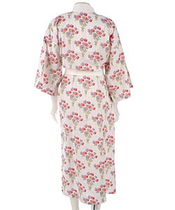 Crabtree And Evelyn Karate Kimono Style Robe 11034960