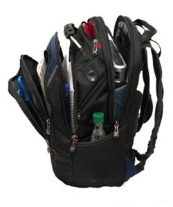 Swiss Gear Ibex 17-inch Notebook Computer Backpack - Free Shipping ...