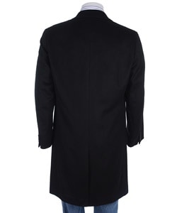 Kenneth Cole Men's Cashmere Blend Top Coat
