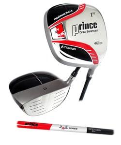 Prince ZX5 14-piece Golf Club and Bag Set - Thumbnail 1