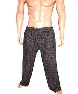 Bill Blass Men's Cotton Flannel Pajamas