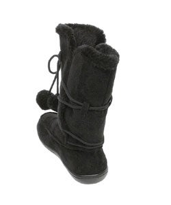 Next by Adi Children's Faux Suede Mukluk Boots - Thumbnail 1