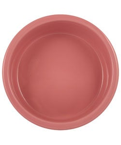 Elevated Luxury Pink or Brown Pet Dishes with Placemat