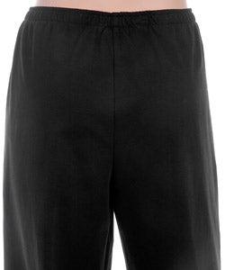 CD Daniels Women's Plus Size Pull-on Pants - Thumbnail 1