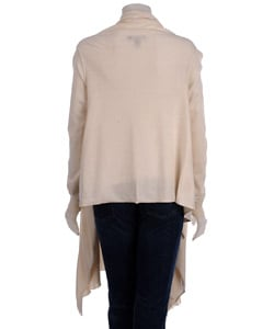 DKNY Lightweight Wrap Sweater