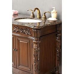 Shop Othella 67-inch Double Sink Bathroom Vanity - Free ...