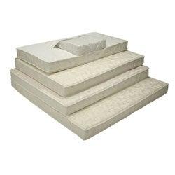 Adjust-A-Coil Plush 1-inch Foam Queen Mattress - Thumbnail 1