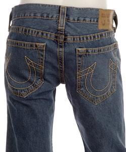True Religion Men's Bobby 5-Pocket Jeans - Thumbnail 1
