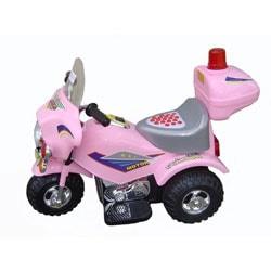 Electric Kids Police Motorcycle - Thumbnail 1