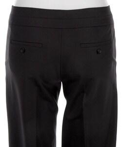 Laundry by Design Women's Navy Straight Leg Pants - Thumbnail 1