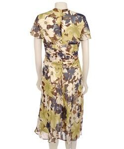 Sheri Martin New York Women's Floral Dress