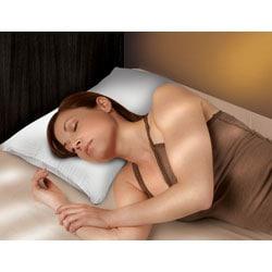 Sarah Peyton Memory Foam 50x18.5 Body Pillow (Set of 2) - Thumbnail 1