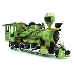 Limited Edition Military Army Electric Train Set - Thumbnail 1