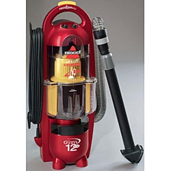 Bissell 3760r Lift Off Bagless Vacuum Refurbished Free