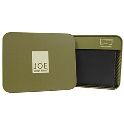 Joe by Joseph Abboud  Men's Leather Passcase Wallet - Thumbnail 1