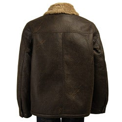 Shop Columbia Men S Faux Shearling Bomber Jacket Free