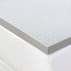 Dream Form 4-inch Memory Foam Topper - Thumbnail 1