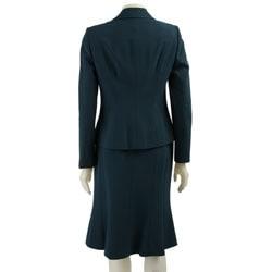 Jones New York Women's 2-piece A-line Skirt Suit - Thumbnail 1