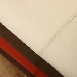 Luxury Manor 800 Thread Count Cotton Sheet Set - Thumbnail 1