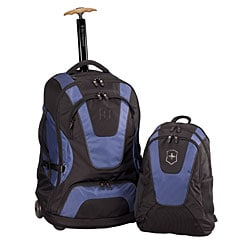 Victorinox Women's Wheeled Backpack with Docking Daypack - Free ...